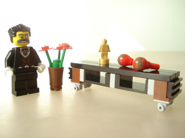 193 Best Images About Lego Furniture On Pinterest Lego
