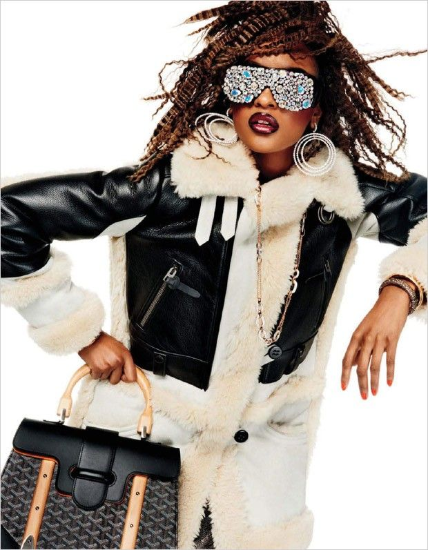 Jourdan Dunn for Vogue Japan by Giampaolo Sgura