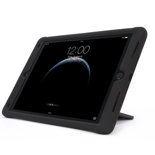 Kensington BlackBelt 2nd Degree Rugged Polyurethane iPad Air 2 Protector Case with Port Openings