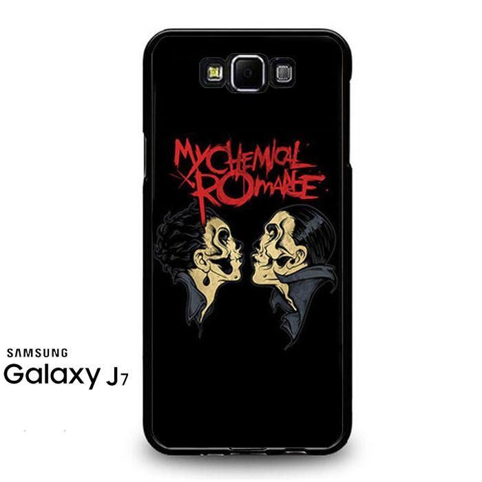 My Chemical Romance Kisses Logo Samsung Galaxy J7 Prime Case