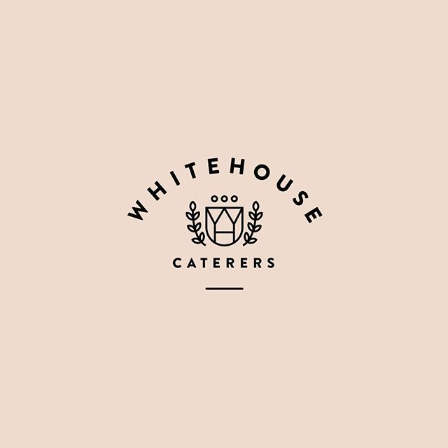 Whitehouse Caterers . . . #logosai #designspiration #logoinspiration #Logothorns #Logoexcellent #Graphicdesignblg #Minimal.- #Logo_showcase #goodtype #typetopia #thedesigntalks #graphicdesigncentral #thedailytype #graphicdesign #logo #branding #type #typography #minimal #identity #design #lettering #graphic #color #brand #logotype @designspiration #typespire #visualgraphc