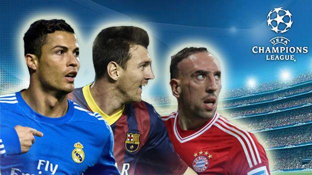 Champions League: hora y canal de la vuelta de los cuartos de final #Depor