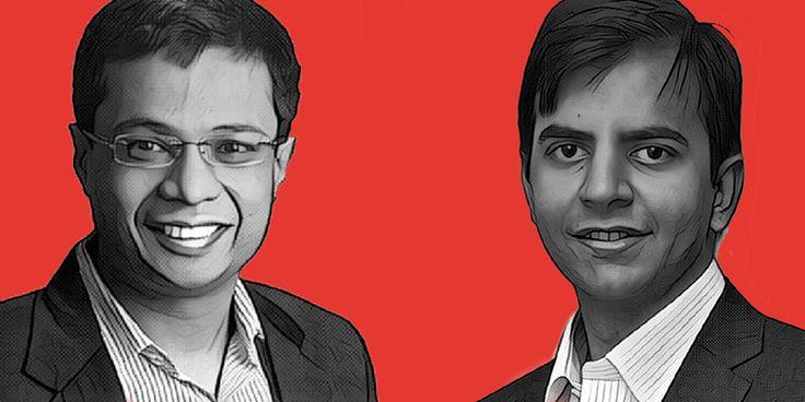 Flipkart's Sachin Bansal tells the world, 'We need your capital, not your companies'