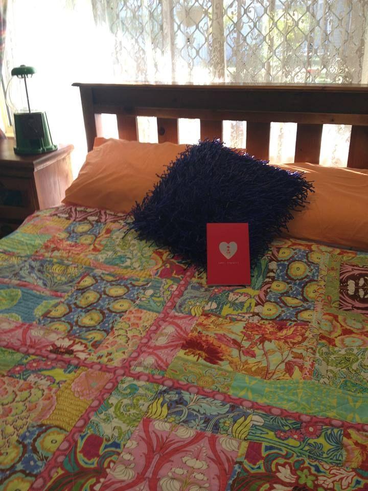 Making my date comfortable #4WinterFlings - Lesley (facebook)