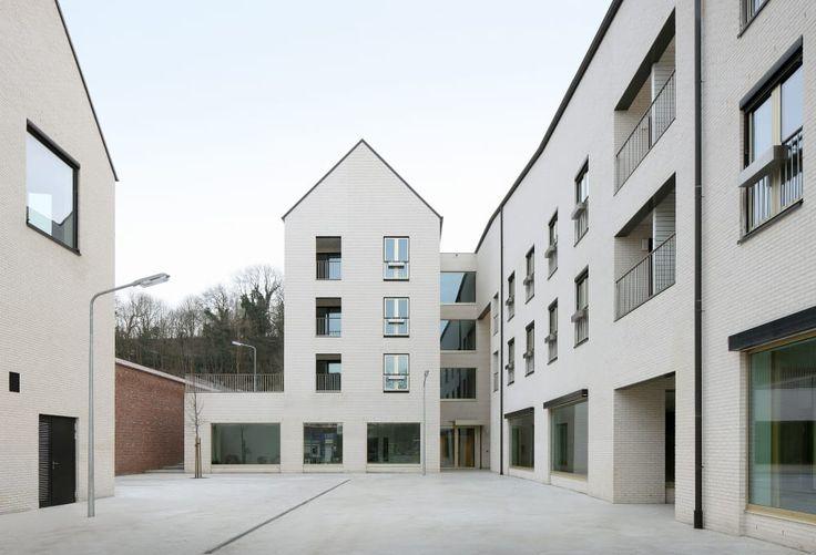 architecten de vylder vinck taillieu, DRDH Architects, Filip Dujardin · OCMW in Aarschot