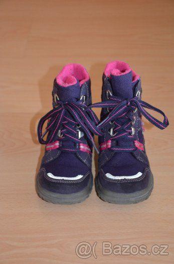 Zimní boty Superfit vel. 24 - 1  03da8bc673