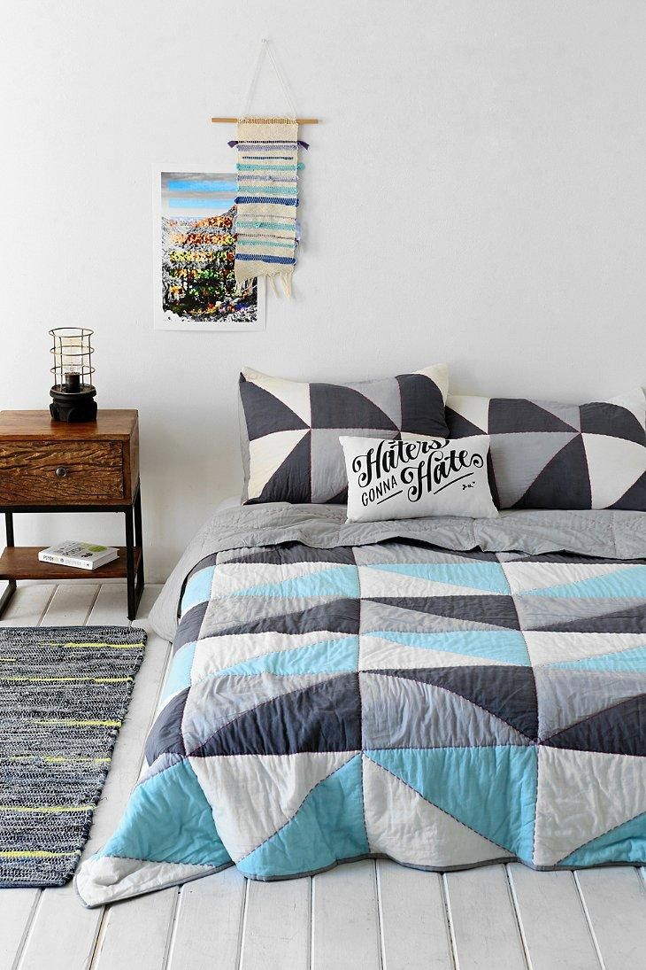 Assembly Home Flipped Angel Quilt #urbanoutfitters