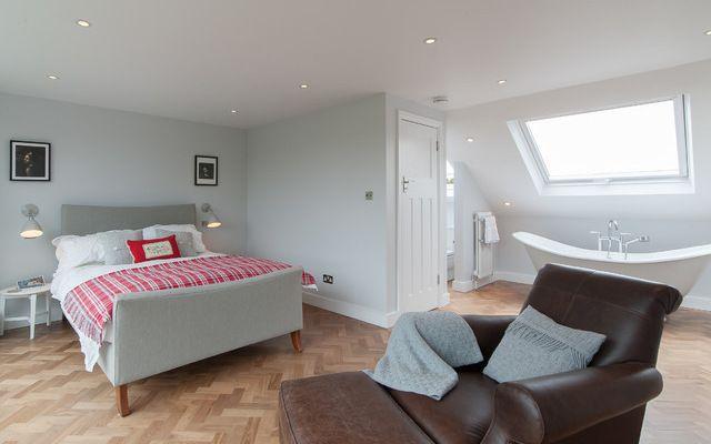 50 Degrees North Architects S Projects Loft Room Attic Renovation Bedroom Loft