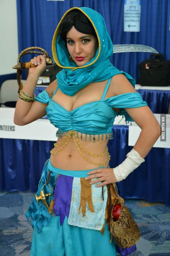 Amazing Jasmine Cosplayl, CLICK ON http://pinterest.com/lsltheman2000/sexy-geek-you-will-love/ To See More Sexy Geeks>>>>>>> >>>>>>CLICK ON  http://pinterest.com/lsltheman2000/add-me/  TO BE ADDED.