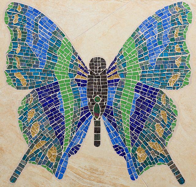 butterfly 7 by Julee Latimer, via Flickr