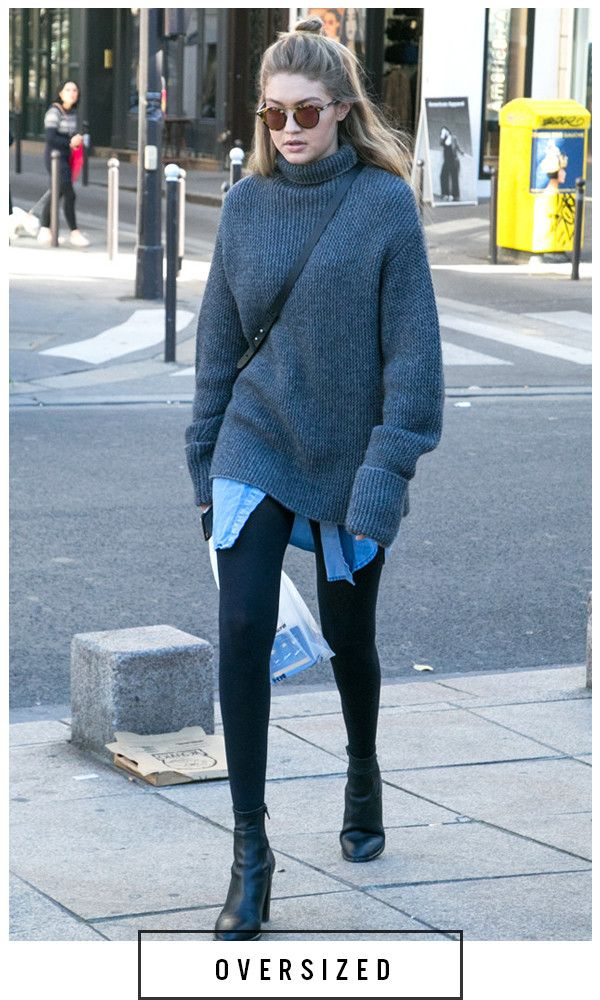 5 ways to stay comfy in turtlenecks well into the winter.