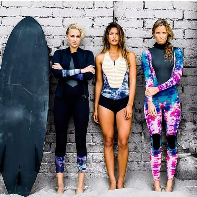 I looove these wetsuits