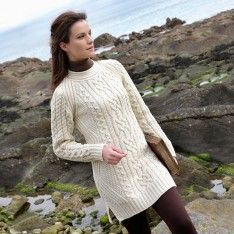 Womens Irish Sweaters and Cardigans | TheIrishStore.com