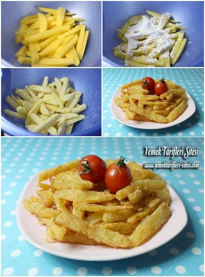 Patates Kızartması Tarifi