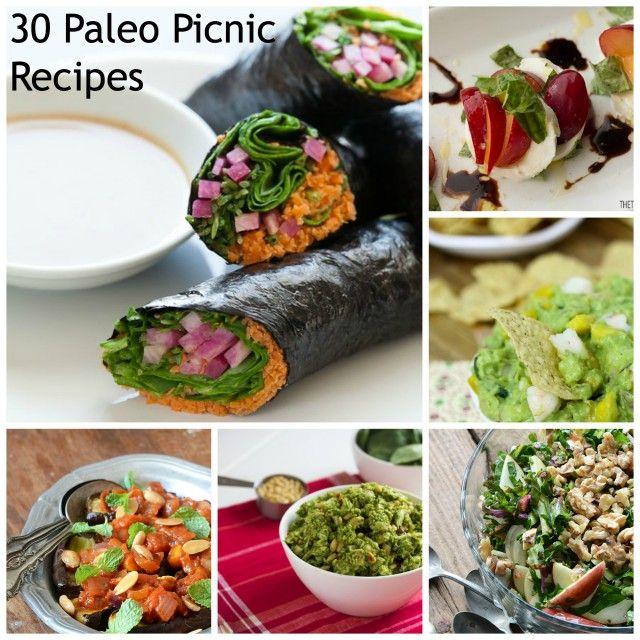 30 Paleo Picnic Recipes
