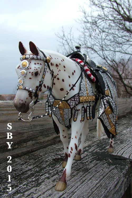 TIMARU STAR II MODEL HORSE TACK