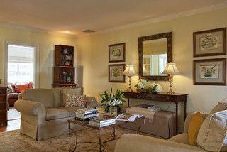 Elegant Edgemont by B Fein Interior Design - eclectic - living room - new york - by B Fein Interior Design
