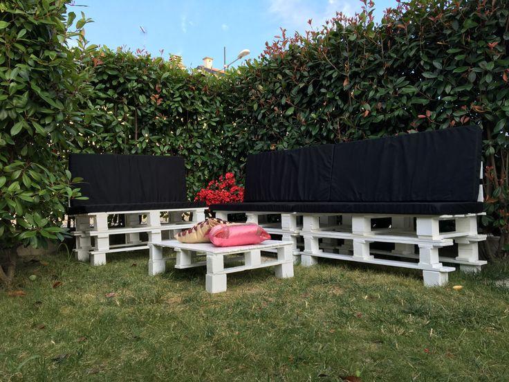 Per arredare il proprio giardino con materiali di recupero basta disporre di…