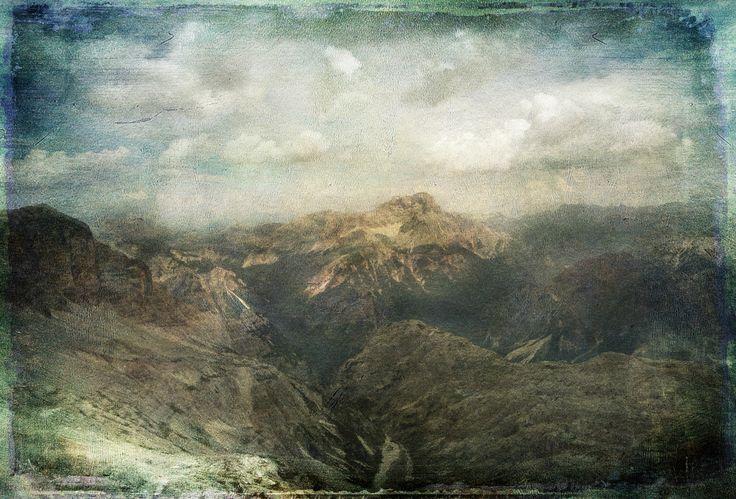 Majestic Dolomites - null