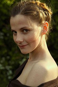 The beautiful Louise Brealey. She is so freaking adorable and fantastic! <3