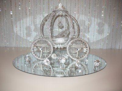 BETTER Cinderella centerpiece