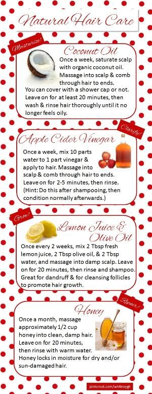 Follow these natural hair care remedies for flawless hair. Visit Walgreens.com for all your beauty and hair care essentials!