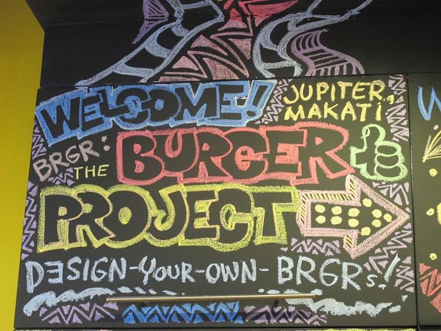 BRGR: The Burger Project