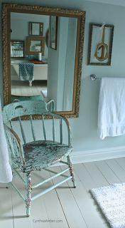 creating a vintage glam bathroom, bathroom ideas, home decor, home improvement