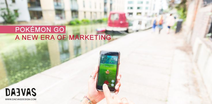 #PokémonGo And A New #Era Of #Marketing This is probably the biggest marketing opportunity of the #game as it collects a big chunk of #UserData including; #Google name, physical location, #Gmail address, #WebSearch history and the #IP address in the servers. Read more on our latest #Blog on #daevasdesign. #virtualReality, #VR