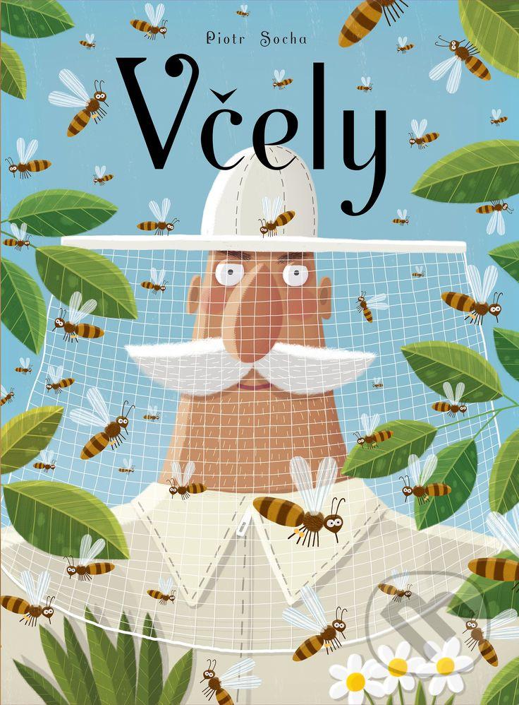 Martinus.sk > Knihy: Včely (Piotr Socha)