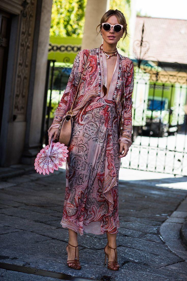 Milan street style,