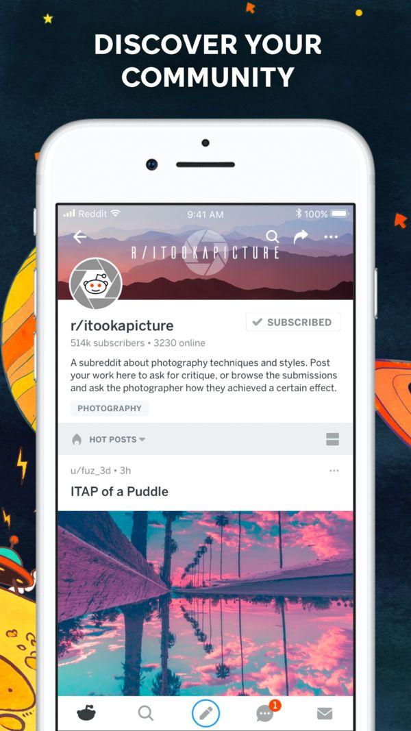 Reddit Trending News On The App Store App Iphone Games