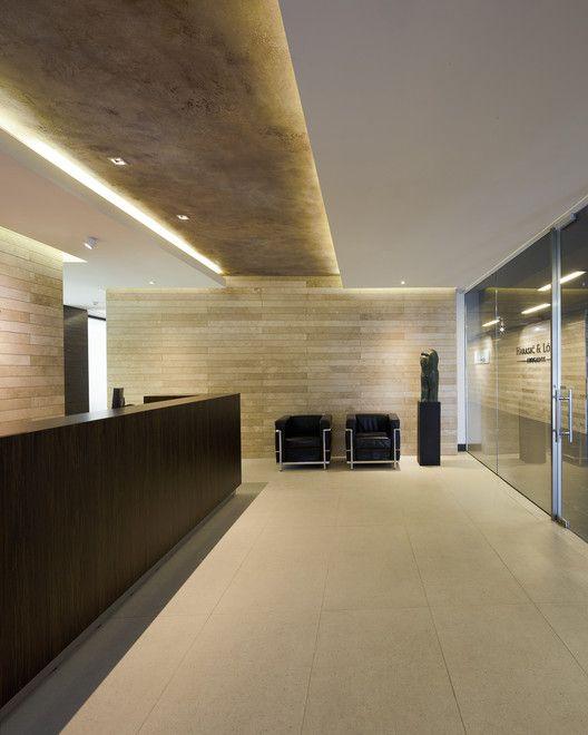 M s de 25 ideas incre bles sobre oficinas modernas en for Arquitectura oficinas modernas