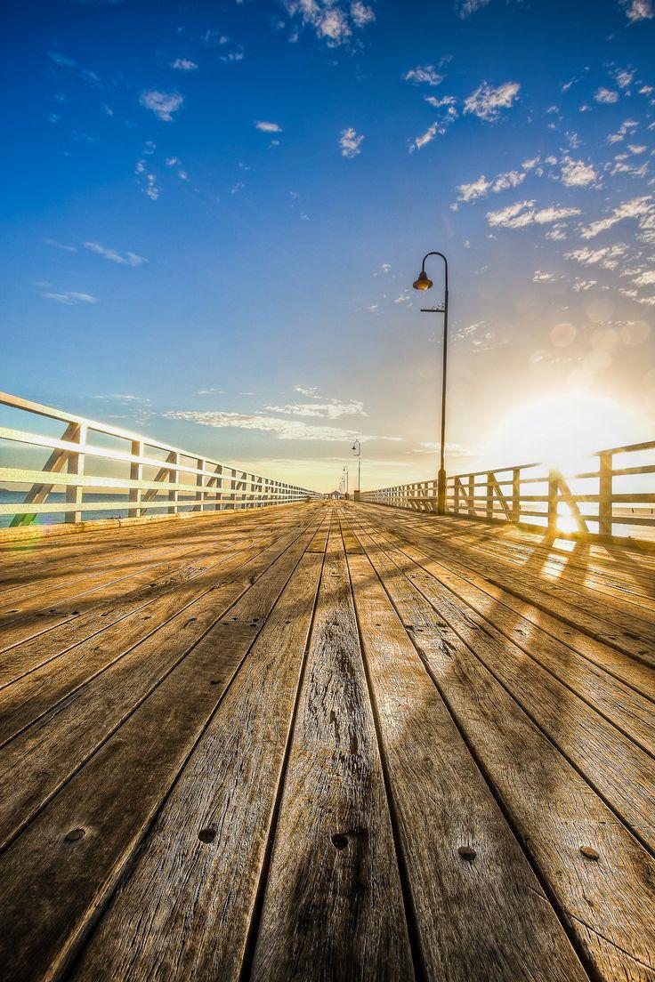 Shorncliffe Pier by Scott Bourke on 500px