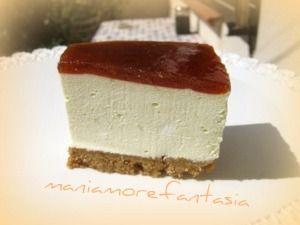 Uno dei dolci maggiormente apprezzati in estate e non, il o la cheesecake senza cottura...