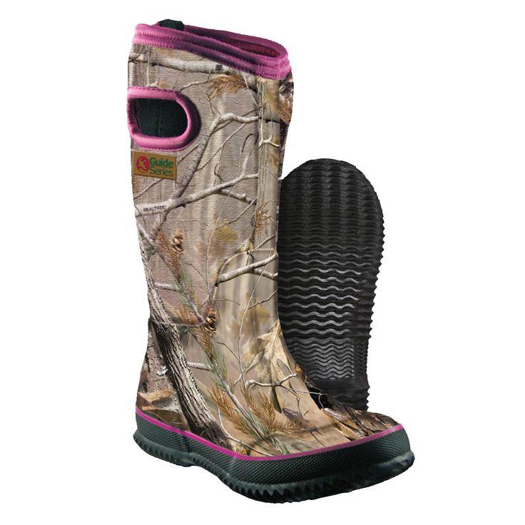 Gander Mountain Womens Shiloh II 400g Neoprene Hunting Boot-724153 - Gander Mountain