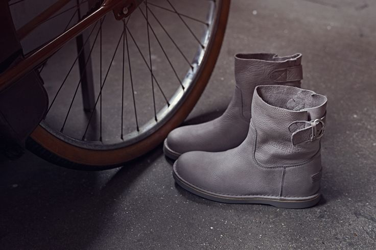 Shop the ankle #booties from the Shabbies Amsterdam campaign.