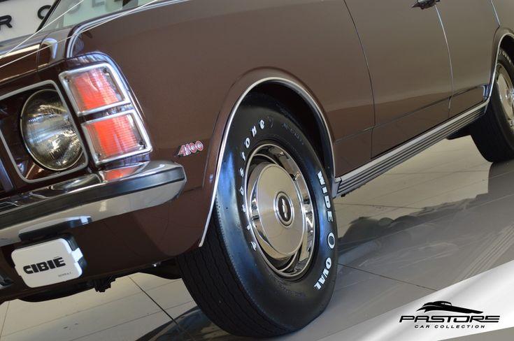 GM Opala Comodoro 4100 1978 . Pastore Car Collection              Chevrolet Opala Comodoro 4100 1978/1978, versão 4 portas! Veículo de Plaqueta (5Q69H)! Cor Marrom Terra!  Veículo totalmente restaurado no mais alto nível na Prathauto! Exemplar em estado de zero (ou melhor). A pintura é perfeita. Mecânica absolutamente nova. Veículo de Coleção com Placa Preta!  Motor 4100 (Modelo 250), 6 cilindros, com potência de 146HP (148CV) a 4000rpm e torque de 30,8Kgfm a 2400rpm.  No final do ano d...