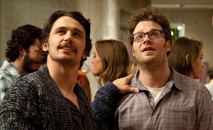 North Korea threatens war over James Franco and Seth Rogen's movie  null  http://www.latimes.com/entertainment/movies/moviesnow/la-et-mn-north-korea-war-james-franco-seth-rogens-kim-jong-un-movie-20140625-htmlstory.html