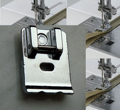 Aliexpress.com : Buy Singer brothers leap butterflies JANOME household sewing machines Double welting foot presser foot pressure#9908 from Reliable machine brand suppliers on GOOD GUY Sewing Accessories