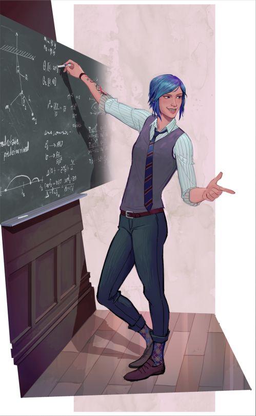 Eu quero uma professora dessas