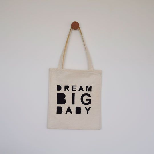 Made By Mee + Co | Dream Big Baby Tote