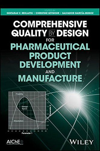Comprehensive Quality by Design for Pharmaceutical Product Development and Manufacture Pdf Download e-Book