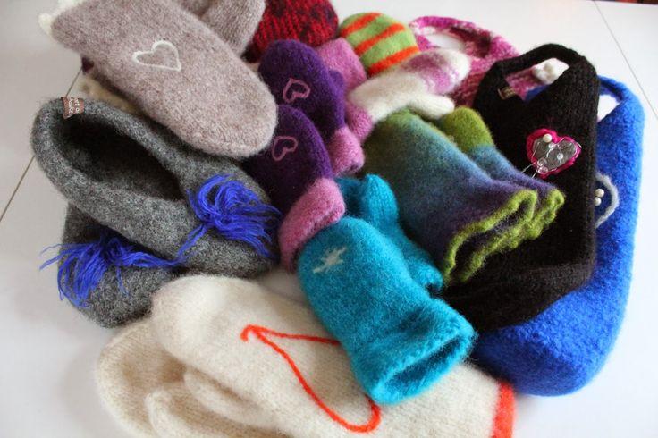 """Ser det er mange som stiller seg spørsmålet om """"Hvordan tove strikkeplagg?"""" Det er mange m..."""
