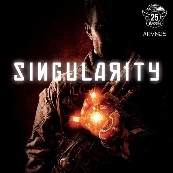 """Por motivos de su aniversario número 25, Raven Software, ha publicado a través de twitter una imagen de Singularity con la descripción """"Estamos de vuelta"""""""