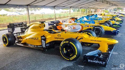 F1 Renault à l'Autobrocante Festival de Lohéac #MoteuràSouvenirs Reportage : http://newsdanciennes.com/2016/10/05/autobrocante-festival-loheac-bretagne-amoureux-dautos/
