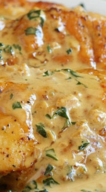 Perfect Chicken Florentine- delicious, even w less cream than the recipe calls for
