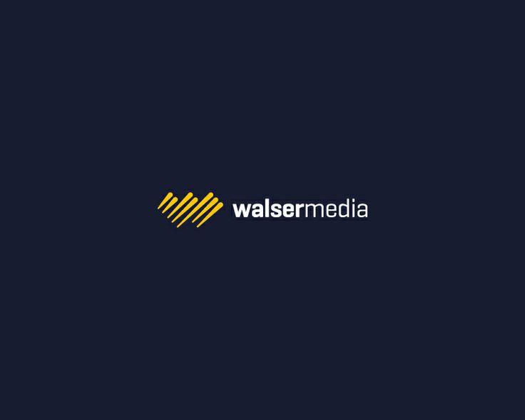 W lettermark logo design proposal for client.