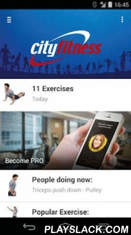 Cityfitness  Android App - playslack.com ,  PLEASE NOTE: YOU NEED A CITYFITNESS VIRTUAGYM ACCOUNT TO ACCESS THIS APP. IF YOU'RE A MEMBER GET IT FOR FREE AT YOUR GYM!Begin your journey to a healthier lifestyle and let Cityfitness help you along the way. Introducing Cityfitness Virtuagym, New Zealand's most comprehensive fitness platform with:* Check class schedules and opening hours* Track your daily fitness activities* Track your weight and other body metrics* Over 2000+ exercises and…
