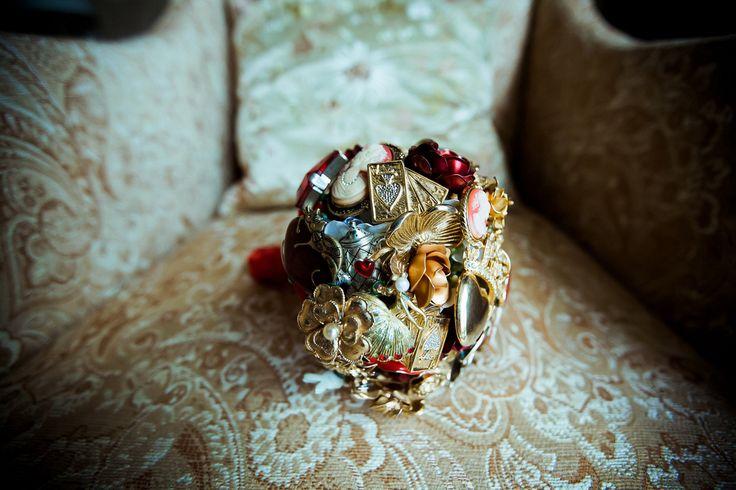 extravaganter Brautstrauß #bride #hochzeit #wedding